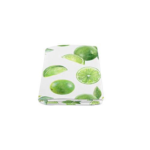 Yushg Grüne Limette Zitrone Benutzerdefinierte Winter Leicht Komfortable Pelz Fuzzy Super Soft Fleece Couch Sofa Und Bett Decke Für Baby Frauen Größe 40x50 Zoll