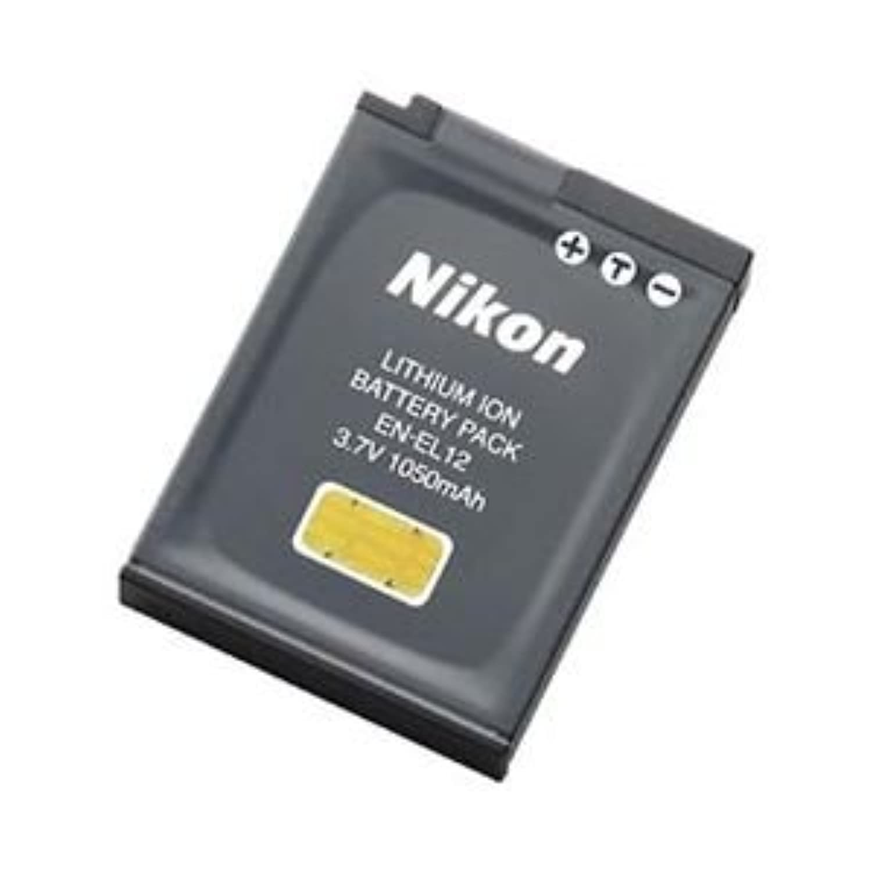 幻影強打一定ニコン Li-ionリチャージャブルバッテリー EN-EL12 ds-835797