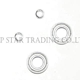 Yoton Accessories QS 8006-015 Bearing Group 2 Big Gear and 2 Small Gear for Biggest rc Helicopter QS8006 Spare Parts in Stock