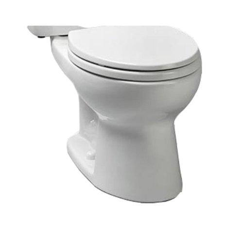 Toto CST744ELN#01 Eco-Drake Ada Elongated Bowl Toilet, Cotton