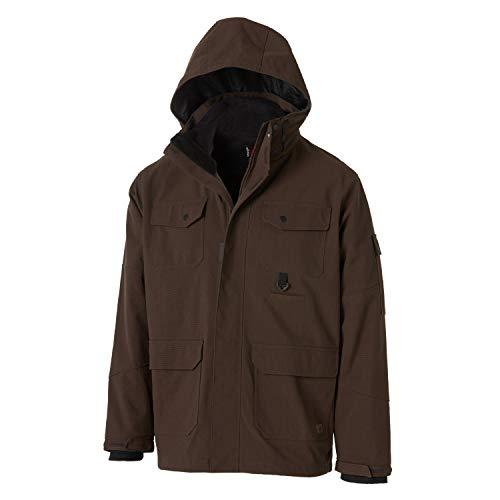 Wrangler Riggs Workwear Chaqueta Ranger para hombre - marr�n - XX-Large