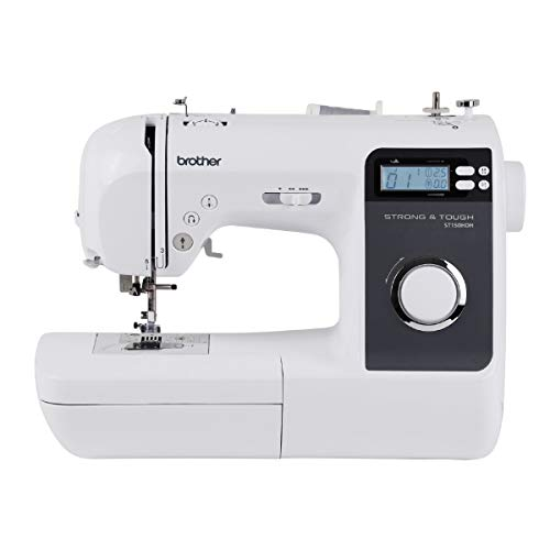 Brother ST150HDH Sewing Machine, Strong & Tough, 50 Built-in...