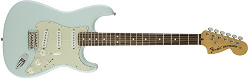 Fender American Special Stratocaster Guitar - Sonic Blue