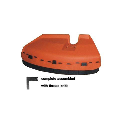 ATIKA Ersatzteil   Schutzhaube komplett für Freischneider BF 43