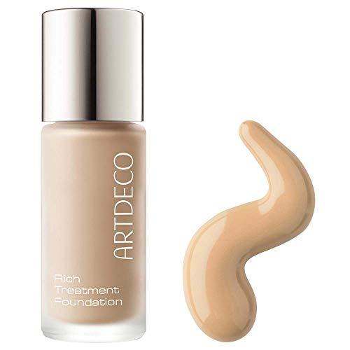 Artdeco Make-Up femme/woman, Rich Treatment Foundation 21 Delicious cinnamon, 1er Pack (1 x 20 ml)