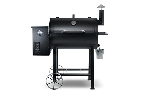 Pit Boss 820 sq in Wood Fired Pellet Grill w/ Flame Broiler