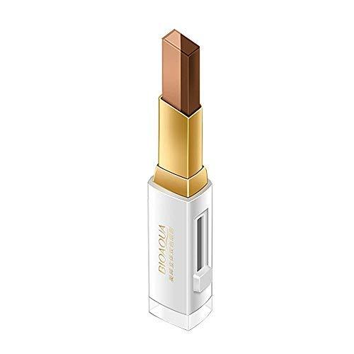Lápiz de sombras de ojos, Farbverlauf Doppelte Farben Eyeliner Eye Cream Pen Makeup Cosmetic Drive...