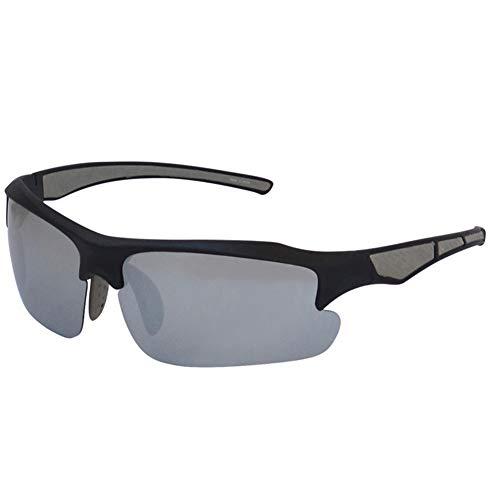 Gafas Sol Deportivas Polarizadas para Hombres Y Mujeres, Protección UV 400 Gafas Ciclismo, Bicicleta Montaña Moto, Golf Y Deportes Al Aire Libre,4