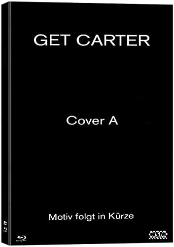 Get Carter [Blu-Ray+DVD] - uncut - limitiertes Mediabook Cover A