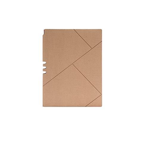 SANMEN A5 Business Notebook Bloc de notas Oficina de escritorio Diary espesado...