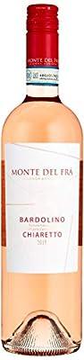 Bardolino Chiaretto Rosé Wine, Monte Del Fra, Veneto, Italy 75cl