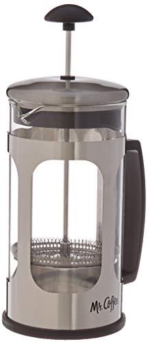 MR. COFFEE 1,2 Qt. Kaffeepresse French Press Kaffeemaschine Sein.