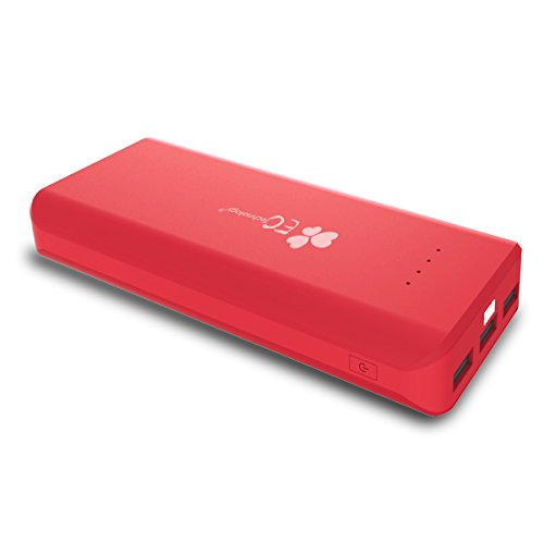 EC Technology 22400mAh Batería Externa...
