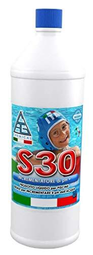 GrecoShop Incrementatore Liquido di PH per Piscina/Piscine 1kg C.A.G Chemical - S30