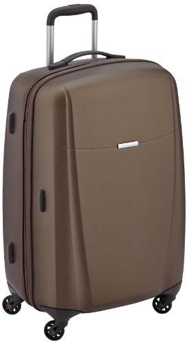 samsonite bright lite 2 spinner 4 wheel suitcase 67 cm 24 bronzeb0050d1soo laila mangold. Black Bedroom Furniture Sets. Home Design Ideas