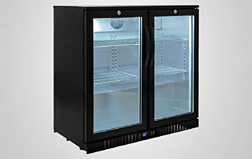 Fantastic Deal! NSF 35 Wide Back Bar Beverage Cooler Commercial Refrigerator - 2 Door