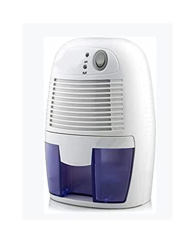 GDYJP Mini deumidificatore, 1200 Piedi cubici, 150 mq per casa, RV, Box Auto (Color : White, Dimensione : One Size)