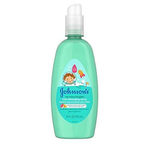 Johnson's Kids No More Tangles Tear & Paraben-Free Kids Detangling Spray Now $2.50