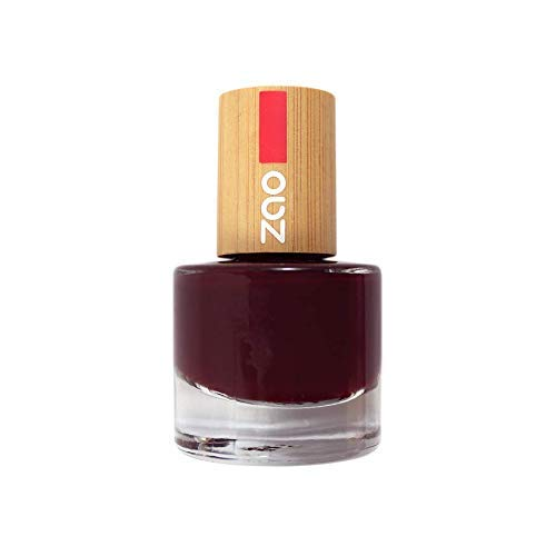 Zao - Bambus Nagellack - Nr. 659 / Black Cherry - 8 ml