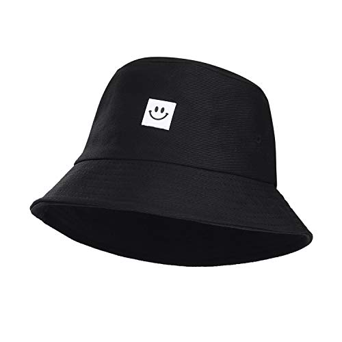 MaoXinTek Sombrero del Pescador Algodón Plegable Bucket Hat Al Aire Libre Visera...