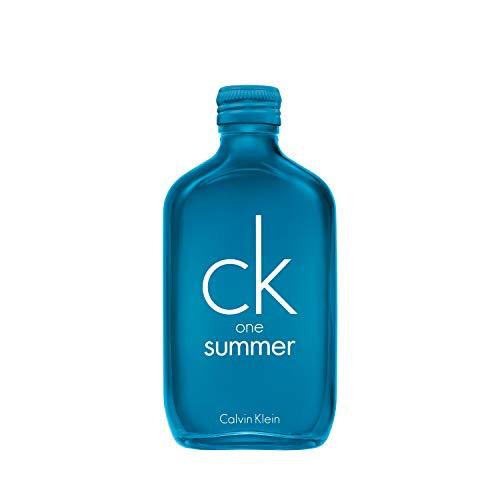 Calvin Klein One Summer, Agua de tocador para mujeres - 100 ml.