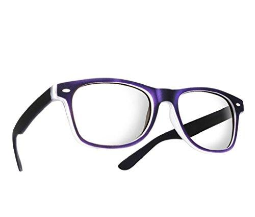 4sold–Gafas de Lectura TM Retro Black