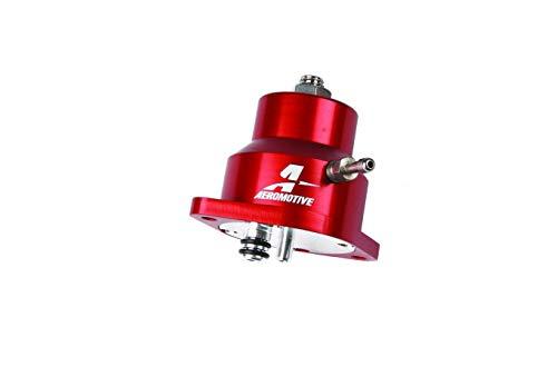Aeromotive 13102 Regulator, Billet, Adjustable, Rail Mount Ford 5.0, 94 - 97 / 4.6, 94 - 99