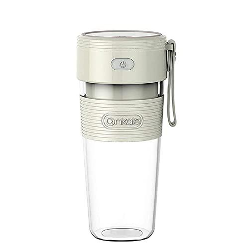 LITINGT Taza de Agua Exprimidor eléctrico Licuadora portátil Exprimidor eléctrico Mini licuadora...