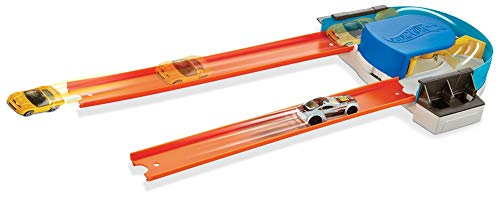 Hot Wheels - Accesorios para Pistas De Coches, Lanzadera a toda velocidad (Mattel FPG95) , color/modelo surtido