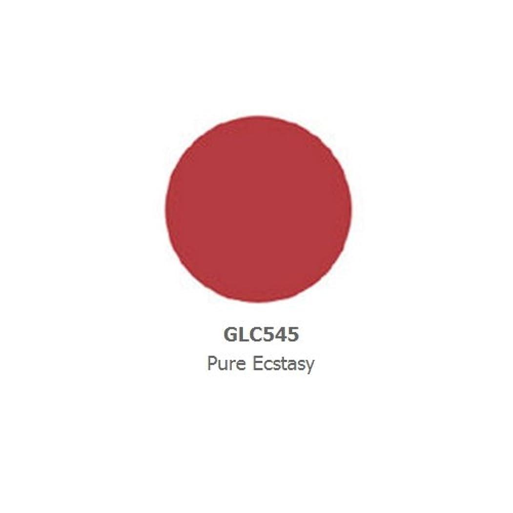モノグラフミトン眠いですLA GIRL Luxury Creme Lip Color - Pure Ecstasy (並行輸入品)