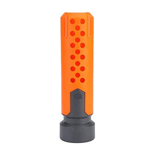 VGBEY Silenciador, Extensión del silenciador, silenciador Accesorios adaptadores del silenciador Adaptador para modulo Modificar Juguete