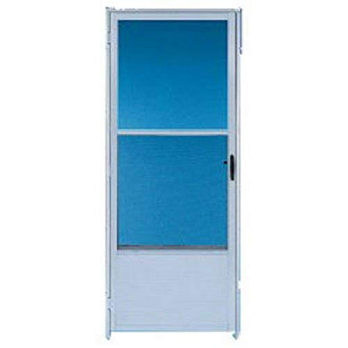 "CROFT METALS 163-36REV-WH 36"" WHT Storm Door"