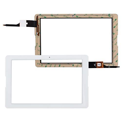 Lixaoxig Repuesto de reparación For Acer Iconia One 10 / B3-A20 Pantalla táctil Repuesto de reparación (Color : Blanco)