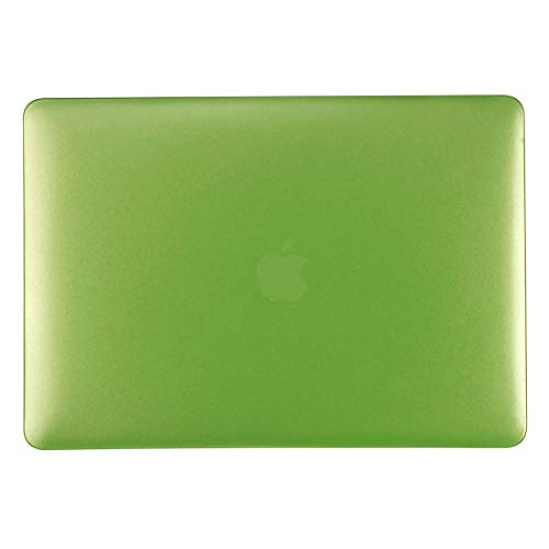 XINGCHEN Phone Shell For 2016 New Macbook Pro 13.3 inch A1706 & A1708 Laptop PC + Metal Oil Surface Protective Case Case Cover (Color : Green)