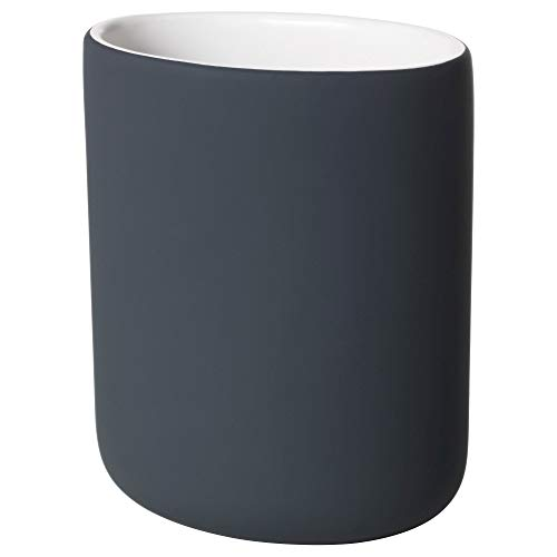 IKEA.. 102.930.45 Ekoln Toothbrush Holder, Dark Gray