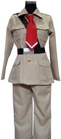 Dreamcosplay Anime Hetalia: Axis Uniform Powers Belgium Military Limited price Purchase