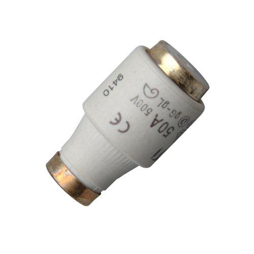 Kopp 325700016 DIAZED-Sicherungseinsatz, 500-250 V, 50 A