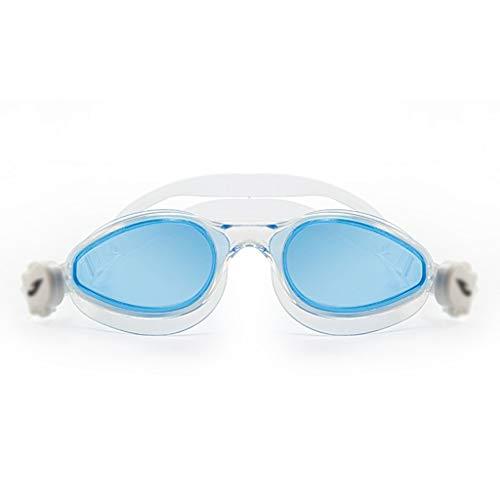 Eres el mejor Gafas de natación Anti-UV Anti-vaho Gafas Impermeables de galjanoplastia de Alta definición Entrenamiento Profesional para Adultos Gafas de Buceo Unisex Gafas para Deportes acuáticos