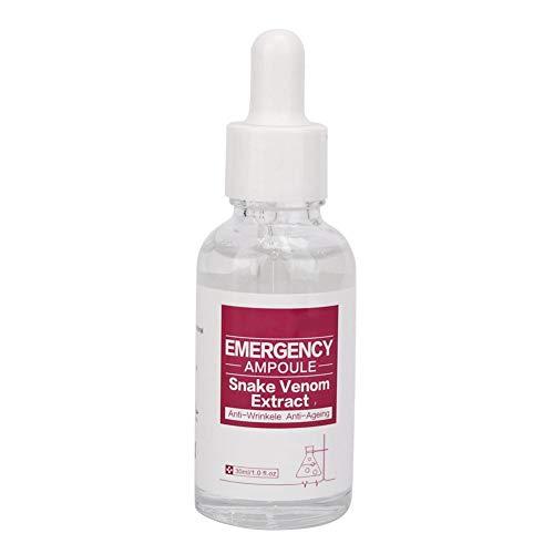 GUANJING Eye Cream Serum, 30ml Serum Facial Reafirmante Reparador Lifting Serum Iluminador para el Cuidado de la Piel Reducir las ojeras bajo las bolsas de los ojos Arrugas