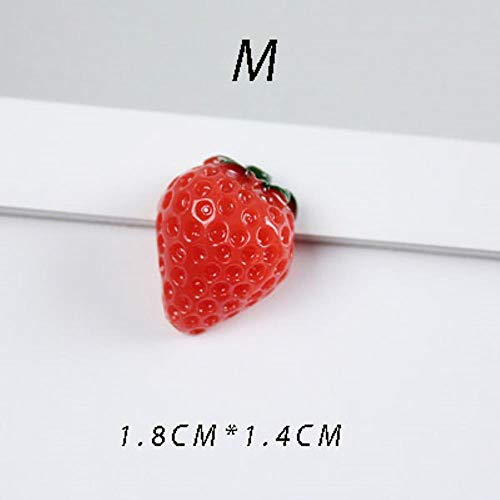 Lyt Resion stereo rood fruit aardbei koelkast magneet kitLyt office decoratie foto pasta
