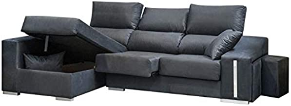 Amazon.es: sofa chaise longue