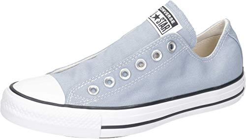 Converse Slip on CTAS 170159C - Zapatillas deportivas, color Gris, talla 38 EU