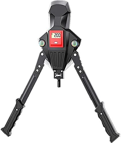 Power Twister Ejercitador de brazo con pantalla LCD Home Gym Bicep Blaster antebrazo Ejerciciador Entrenamiento Tiempo Frecuencia Calorías Y Resistencia Pantalla