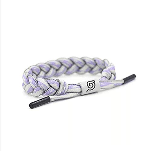 Naruto Shoelace Bracelet Naruto Animation Peripheral Splashing Ink Shoelace Bracelet Hinata Sakura