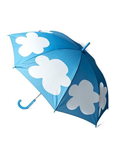 Paraguas de Adulto Agatha Ruiz de la Prada Azul con Nubes
