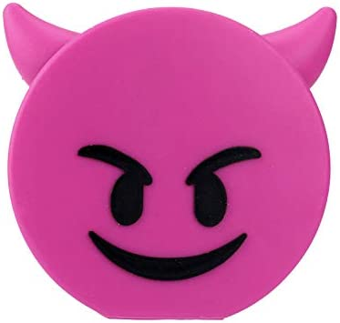 Coverkingz Emoji Powerbank 2600mah Externes Tragbares Elektronik