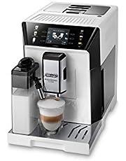 De'Longhi ECAM 550.65.W Ekspres Do Kawy, 1450 W, 2 L, Biały / Kremowy