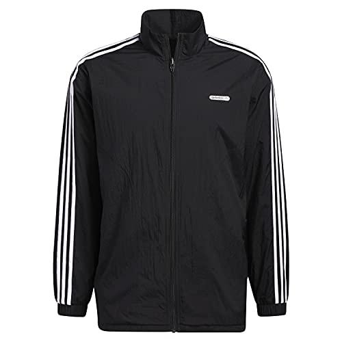 adidas Original chaqueta Tracksuit negra para hombre GN3816, Negro , L
