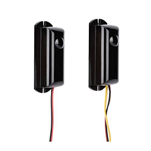 Detector de Infrarrojos de Puerta Anti RFI/emi Detector de Infrarrojos Antipolvo, para Sistema de Alarma