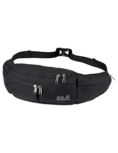 Jack Wolfskin Gürteltasche Swift, black, One Size